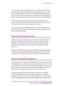 AC chemotherapy Factsheet - Breast Cancer Care - Page 3