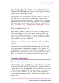 AC chemotherapy Factsheet - Breast Cancer Care - Page 5
