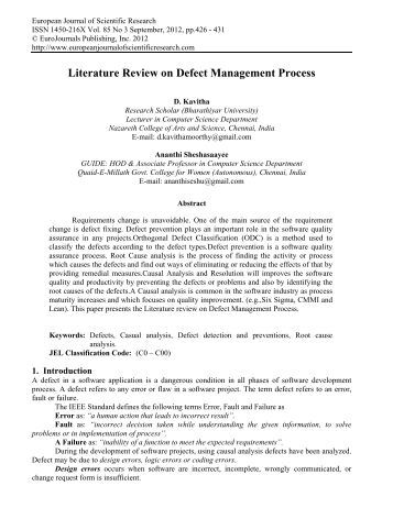 What is a literature review    Write a literature review