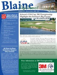 Download PDF - Blaine, Minnesota