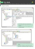 SJ AVA - SJ Software GmbH - Seite 2