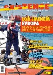 LOĎ JMÉNEM EVROPA - Organizace pro pomoc uprchlíkům