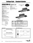 PRODUCT CATALOG - Olympus Lock - Page 4