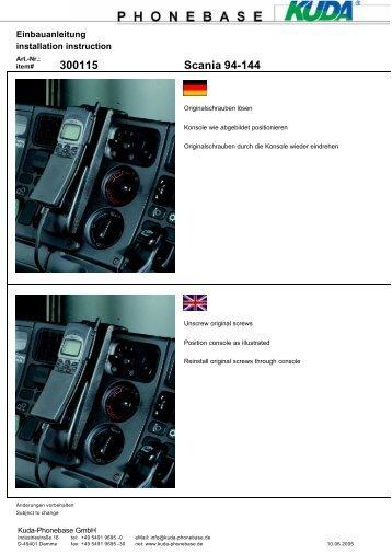 Scania 94-144 300115