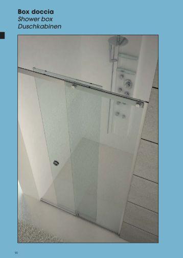 Teuco doccia idromassaggio l03 for Obi box doccia