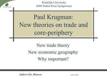 Hansen Nobel 08 Krugman