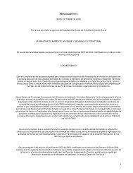 RESOLUCIÓN 1613 (28 DE OCTUBRE DE 2005) Por la ... - Camacol