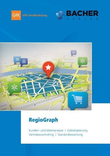 Produktinformation RegioGraph (PDF) - Bacher