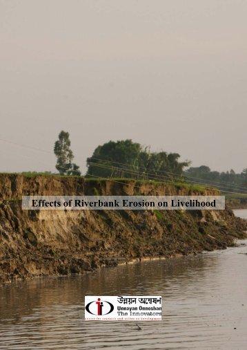 Effect of Riverbank Erosion on Livelihood - Bangladesh Online ...