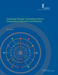 Assessing Change - Evaluating Cultural Competence Education and Training