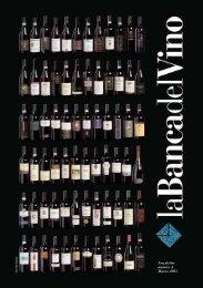 Newsletter numero 4 Marzo 2005 - La Banca del Vino
