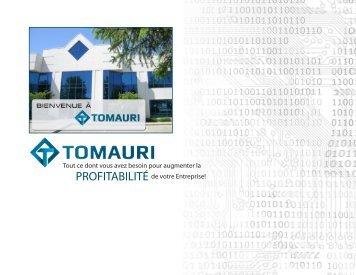 Tout ce dont vous avez besoin pour augmenter la ... - Tomauri Inc