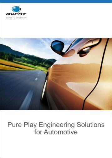 Capability - Engineering Services - Quest Global