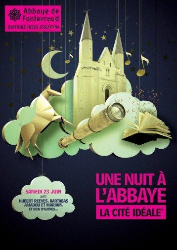 Fontevraud - Fondation Groupama Gan pour le Cinéma