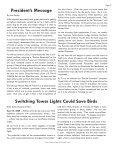 Fall 2009 - Detroit Audubon - Page 3