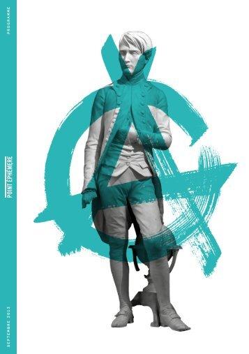 programme S ep T em B re 2012 - Point Éphémère