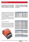 Brosjyre-overspenningsvern - Sivilingeniør JF Knudtzen AS - Page 5
