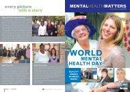 MHM November 2007 - West London Mental Health NHS Trust