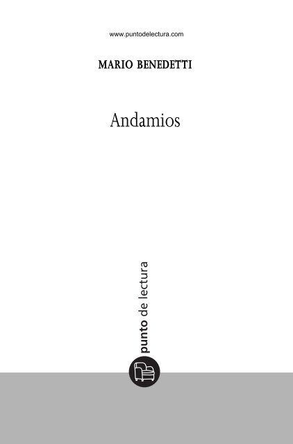 mario benedetti - Prisa Ediciones