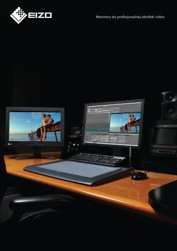 EIZO - monitory do profesjonalnej obróbki video (pdf) - Mastiff.pl