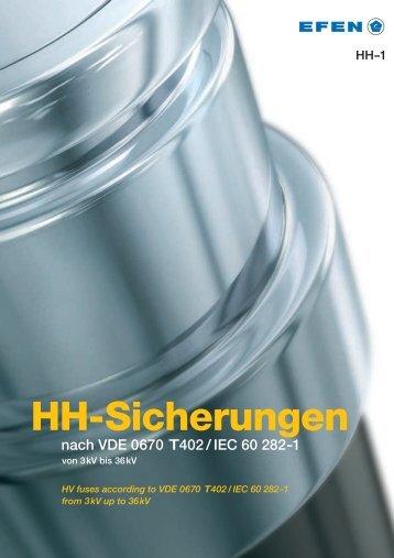 HH-Sicherungen - EuroVolt