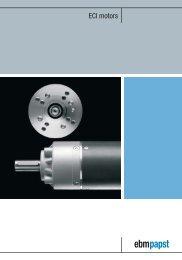 ECI motors - ebm-papst