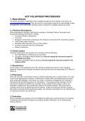 Policies and Procedures Manual for Volunteers - Australian ... - Page 5