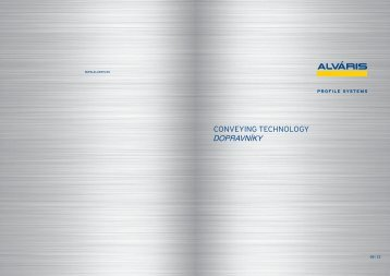 CONVEYING TECHNOLOGY