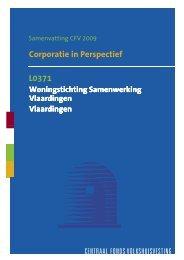 L0371 Corporatie In Perspectief Samenvatting 2009