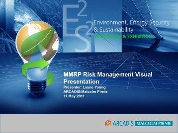 MMRP Risk Management Visual Presentation - E2S2