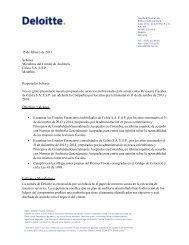 Documento Deloitte & Touche Ltda. - Celsia