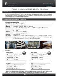 RIO NEGRO - Set/2013 - XP Gestão de Recursos