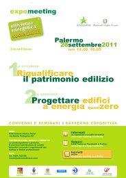 Scarica la brochure informativa - Infobuild energia