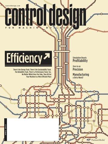 April 2013 - Control Design