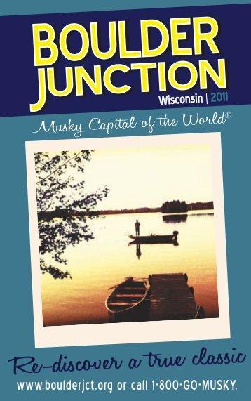 Re-discover a true classic - Boulder Junction