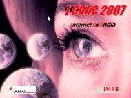 I-Cube 2007 Summary Report - Domain-b