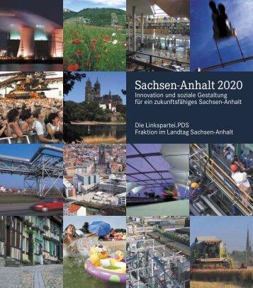 Sachsen-Anhalt 2020 - PDS Sachsen-Anhalt