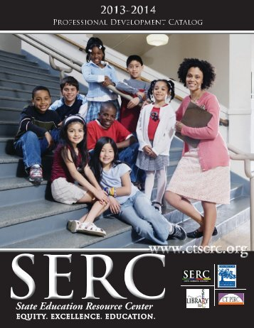 Download a PDF of the SERC Catalog - The State Education ...