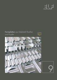 Formplatten - Fielitz GmbH Leichtbauelemente