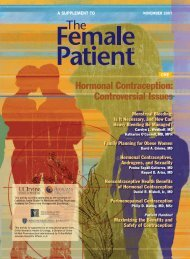 Hormonal Contraception - The Journal of Family Practice