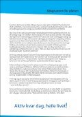 "planen ""Fysisk aktivitet, idrett og friluftsliv, 2012-2020"" - Page 5"