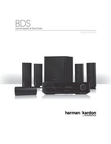 Configuração do Receptor - Harman Kardon