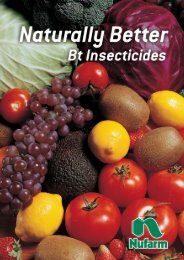 Naturally Better Bt Insecticides - Pest Genie