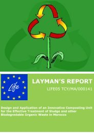 LAYMAN'S REPORT - Unit of Environmental Science and Technology