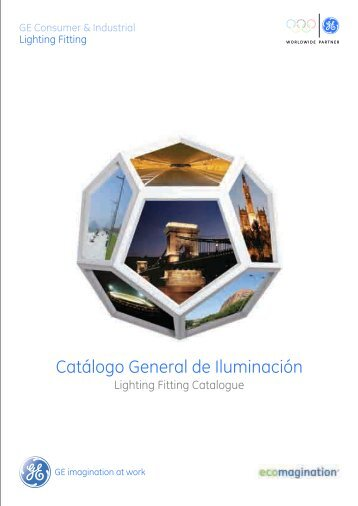 Catálogo General de Iluminación - GE Lighting