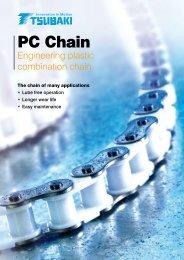 PC Chain Brochure English - Tsubaki Europe