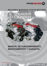 4 cilindros + 6 cilindros 4 cilindros + 6 cilindros - Steyr Motors
