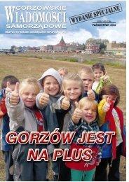 gws wydanie specjalne 2002 - Gorzów