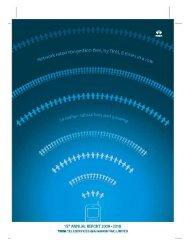 Annual Report - Tata Teleservices