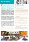 Offene Tore - Christliche Freunde Israels - Page 2